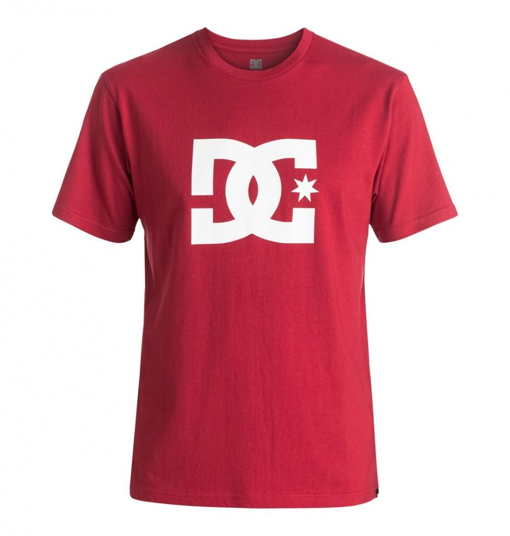 DC SHOES ФУТБОЛКА DC STAR SS M TEES RRD0 МУЖСКАЯ CHILI PEPPER M