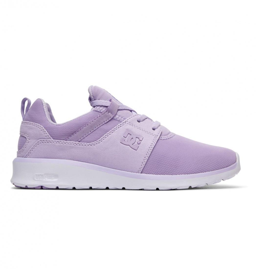 DC SHOES Кроссовки DC shoes Heathrow LILAS US 8.5 dc shoes ремень dc shoes chinook washed indigo fw17 one size