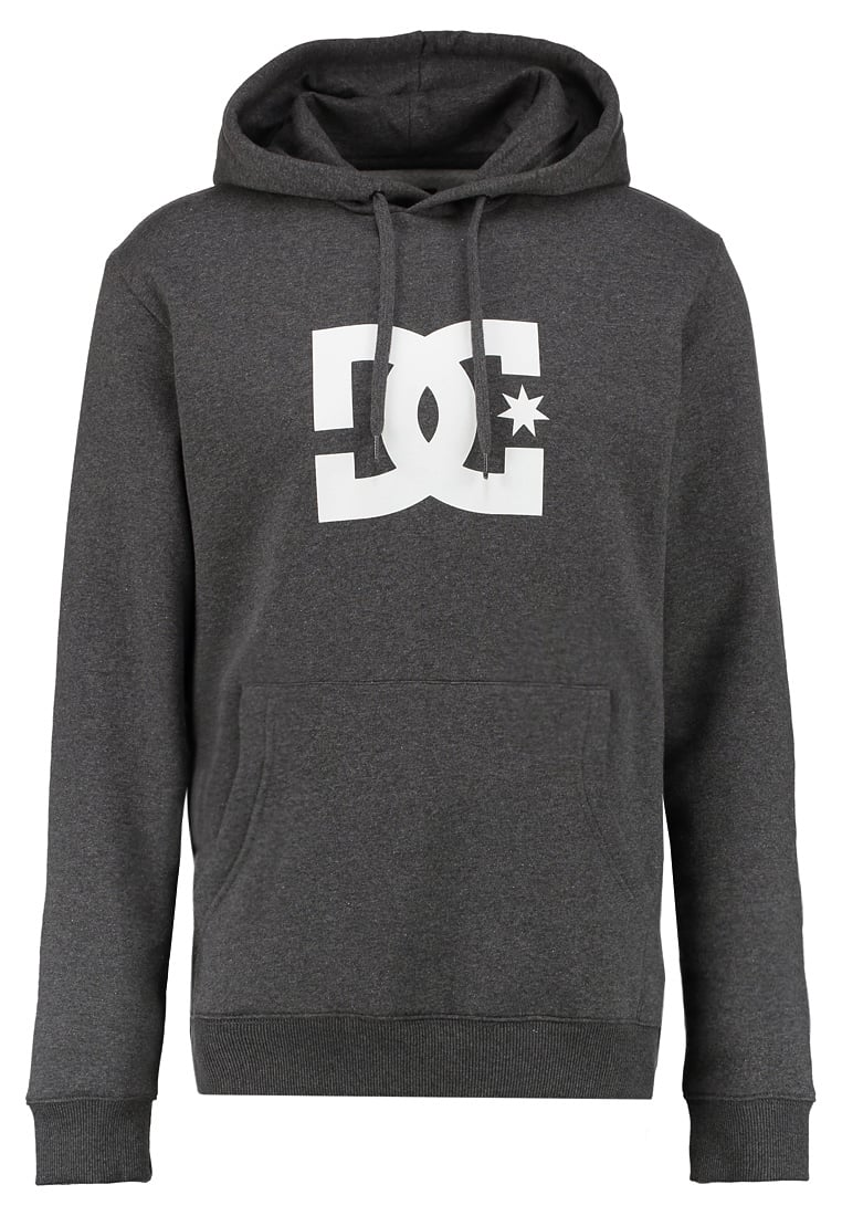 DC SHOES Толстовка DC Shoes Star PH CHARCOAL HEATHER/WHITE S