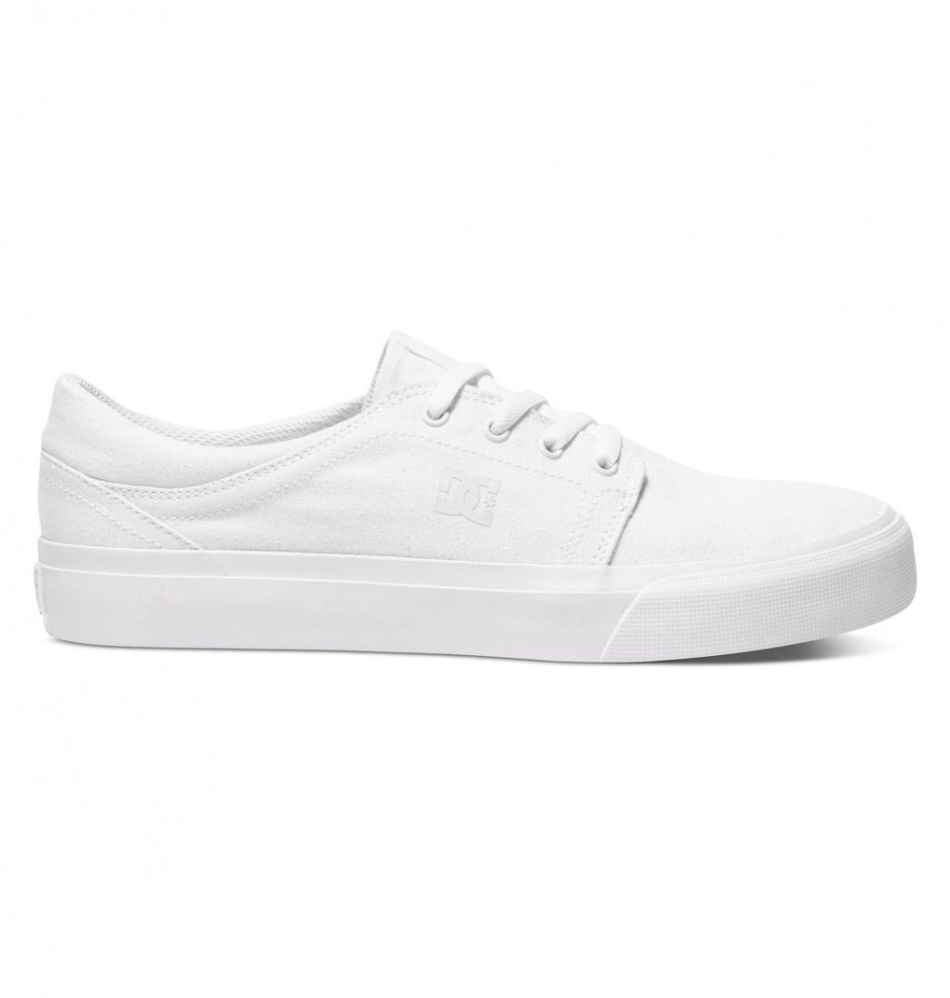 Кеды DC SHOES DC shoes Trase TX WHITE 4.5 от Boardshop-1