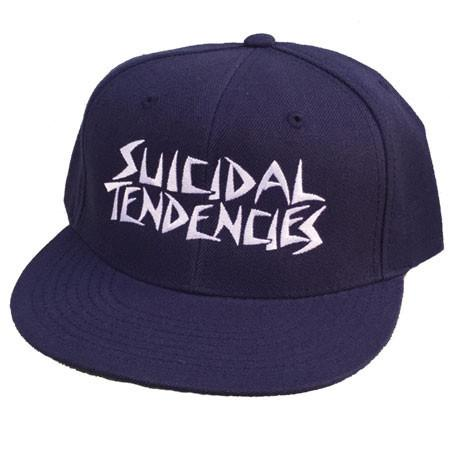 Бейсболка Dogtown&Suicidal Suicidal Tendencies Embroidered Snapback