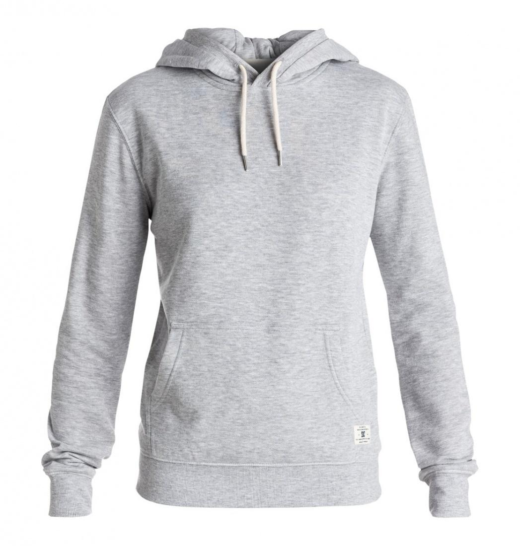 DC SHOES Толстовка DC shoes Rebel Star ZH GREY HEATHER XS