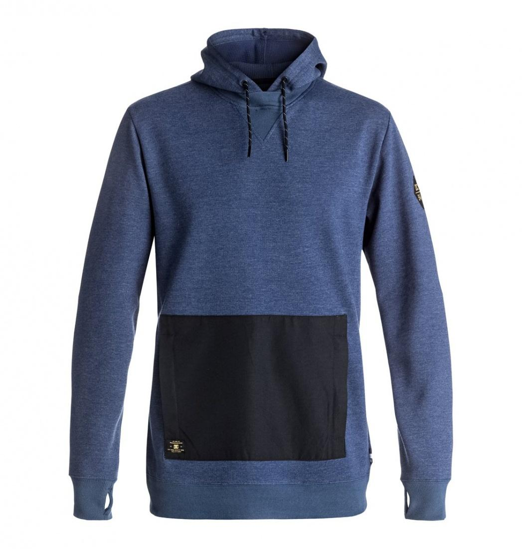 DC SHOES Толстовка DC shoes Cloak INSIGNIA BLUE, , FW17 M dc shoes кеды dc heathrow se 11