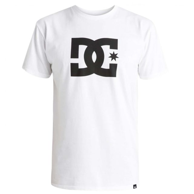 DC SHOES Футболка DC shoes Star SNOW WHITE, , FW17 S bb1 детям