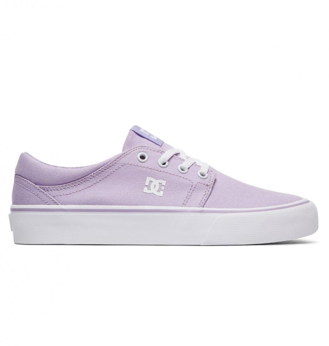 DC SHOES Кеды DC shoes Trase TX LILAS US 6.5 trase x at slip on shoes