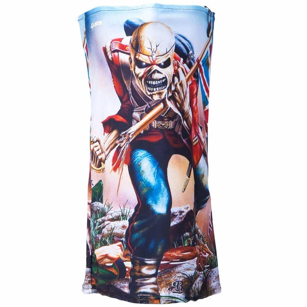CELTEK Гейтор Celtek Meltdown Neck Gaiter IRON MAIDEN TROOPER One size помада maybelline new york maybelline new york ma010lwlog33