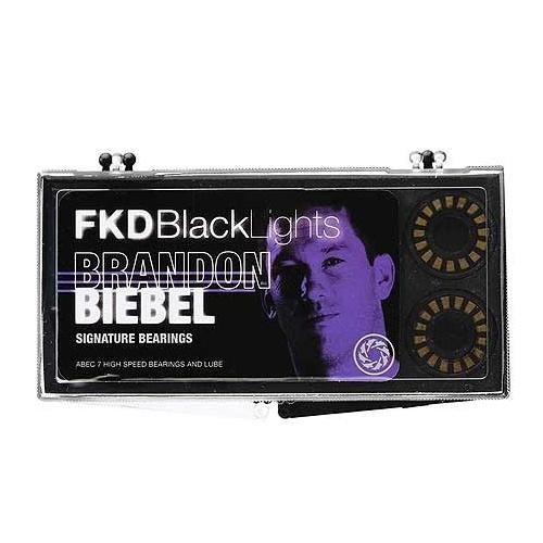 Подшипники колес FKD FKD PRO BLACKLIGHT Biebel от Boardshop-1