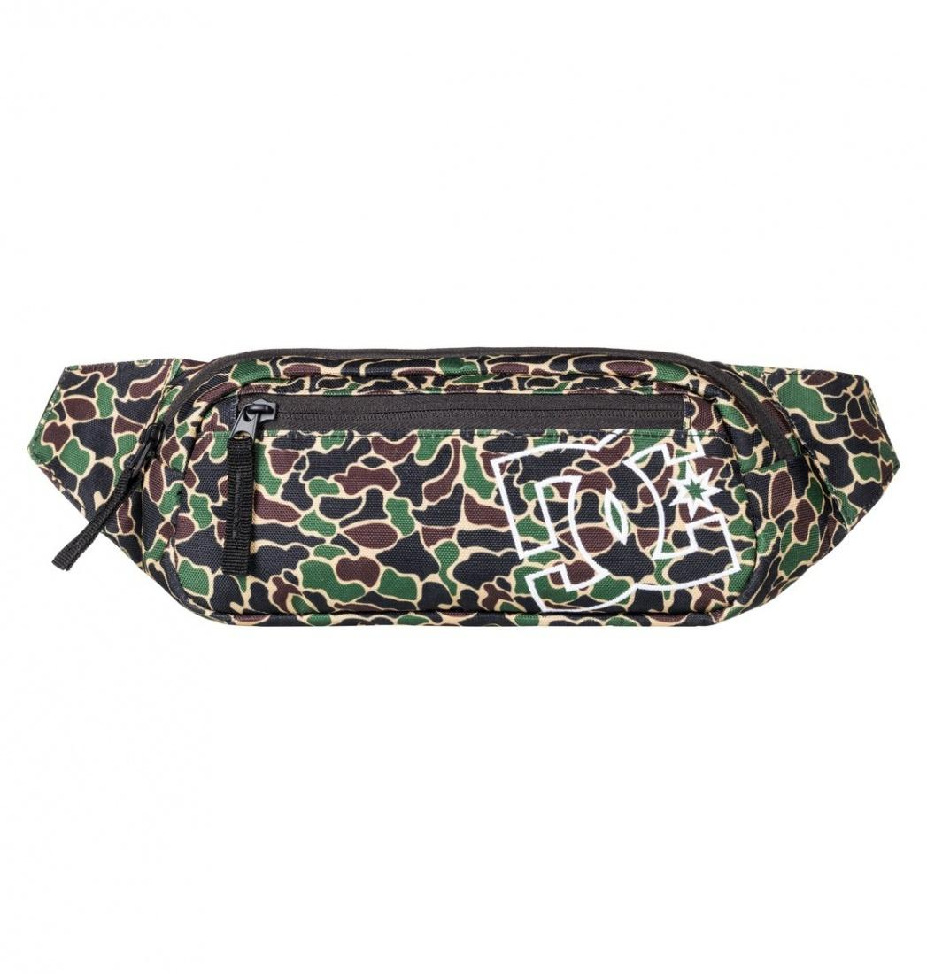 DC SHOES Сумка на пояс DC shoes Farce DUCK CAMO, , FW17