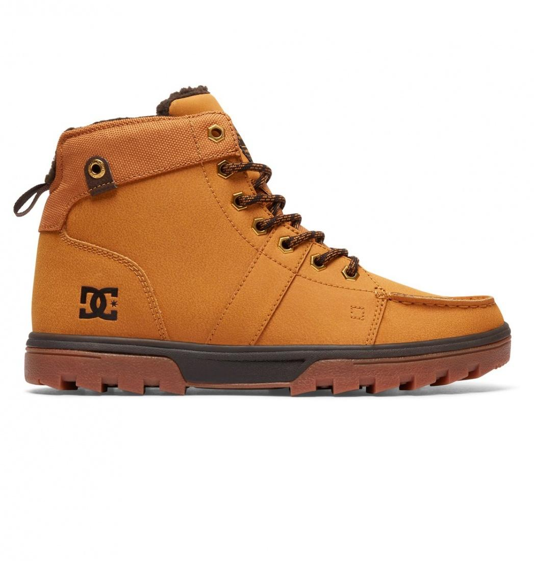 DC SHOES Зимние ботинки DC shoes Woodland WHEAT, , FW17 8 longet bluetooth car charger with two reversible usb ports and stereo noise canceling bluetooth earphone for iphone android
