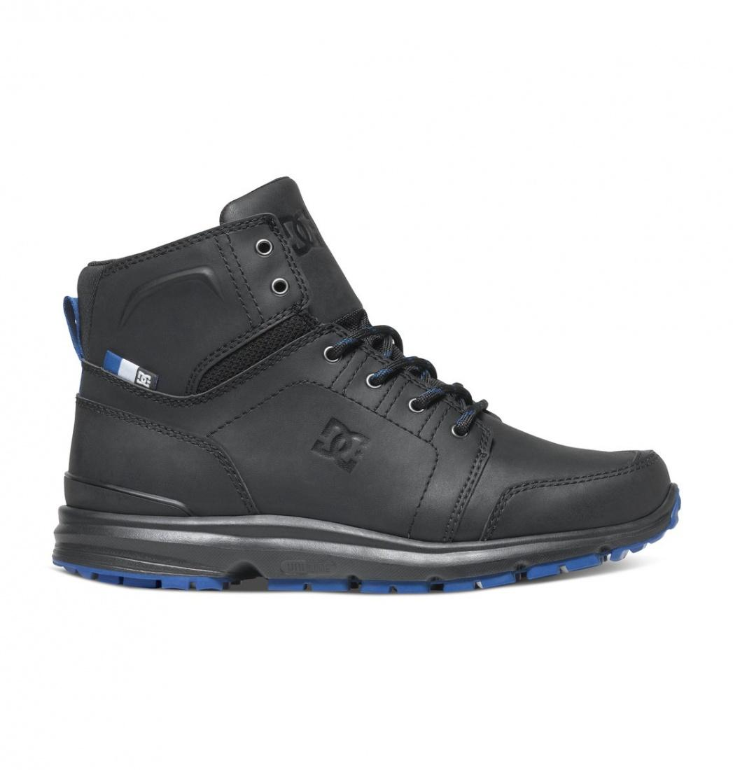 Зимние ботинки DC SHOES DC TORSTEIN Black Blue 12 от Boardshop-1