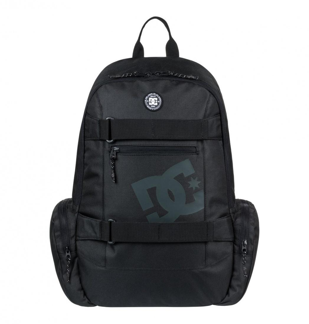DC SHOES Рюкзак DC shoes The Breed BLACK, , FW17 One size dc shoes рюкзак мешок dc shoes cinched washed indigo fw17