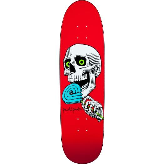 цены  Powell Peralta Дека для скейтборда Powell Peralta LOLLY P SP3 Red/Turquoise/Black 8.4