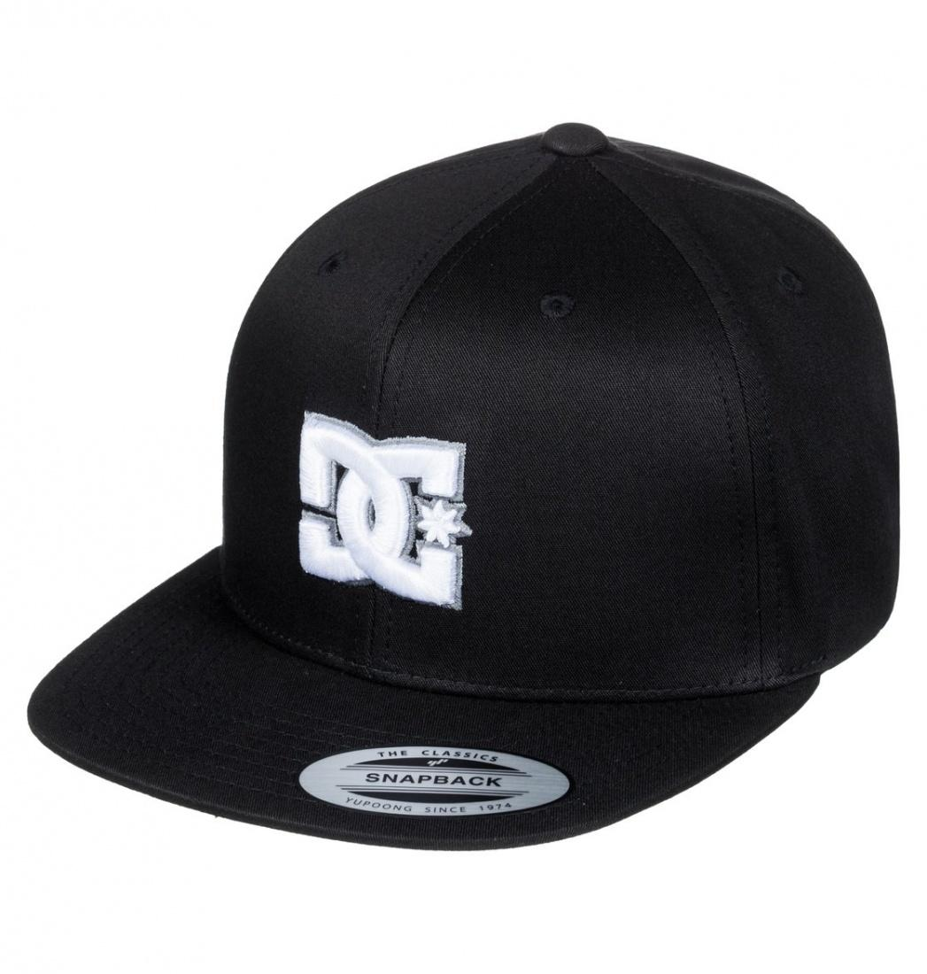 DC SHOES Бейсболка DC shoes Snappy BLACK One size dc shoes рюкзак dc shoes the breed black fw17 one size