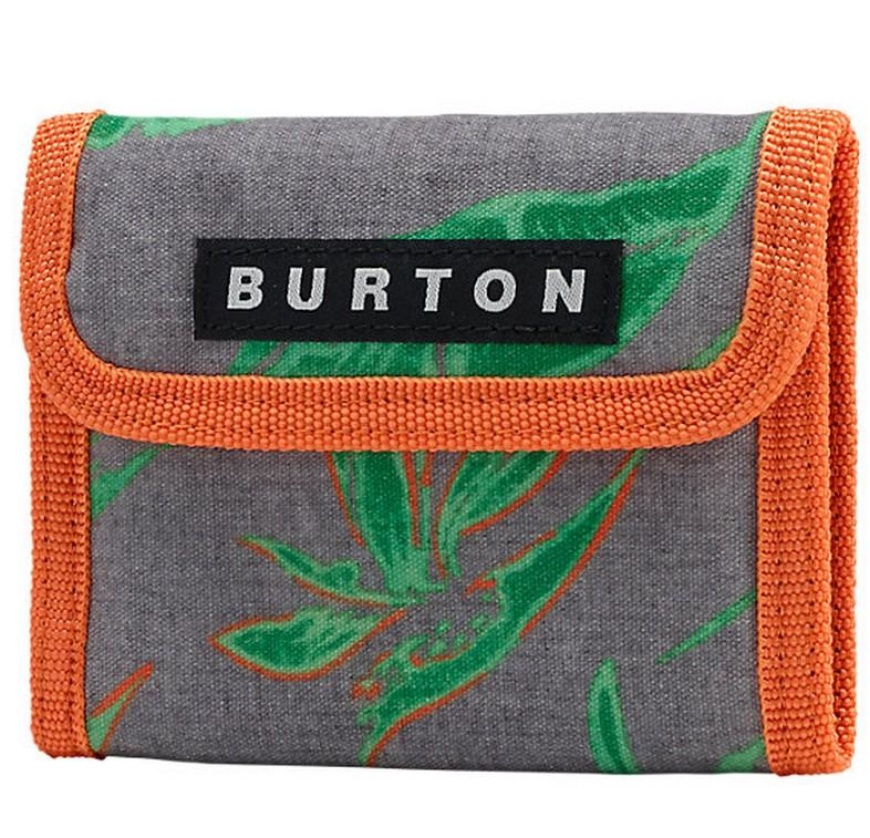 Burton Кошелек Burton CLAYMORE HAWAIIAN сумка дорожная burton wheelie dbl deck hawaiian heather