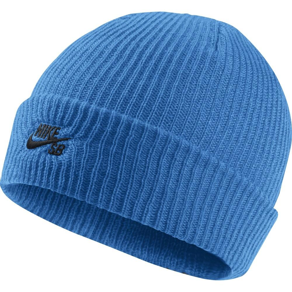 Nike SB Шапка Nike SB Fisherman Beanie Blue One size шапка neff ryder 2 beanie lagoon