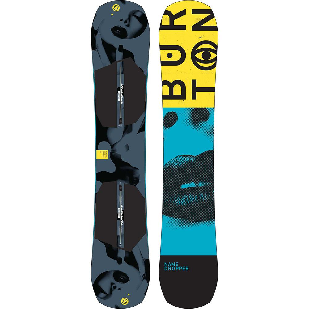 Burton Сноуборд Burton Name Dropper  158 mavala carrousel color s collection 158 цвет 158 smokey blue variant hex name 284b5f