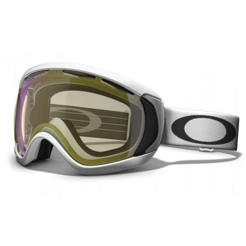 Oakley Маска сноубордическая Oakley CANOPY MATTE WHITE/H.I. YELLOW, , , One size 5pcs lot isl6315crz 63 15crz two phase multiphase buck pwm controller with mosfet drivers integrated no droop