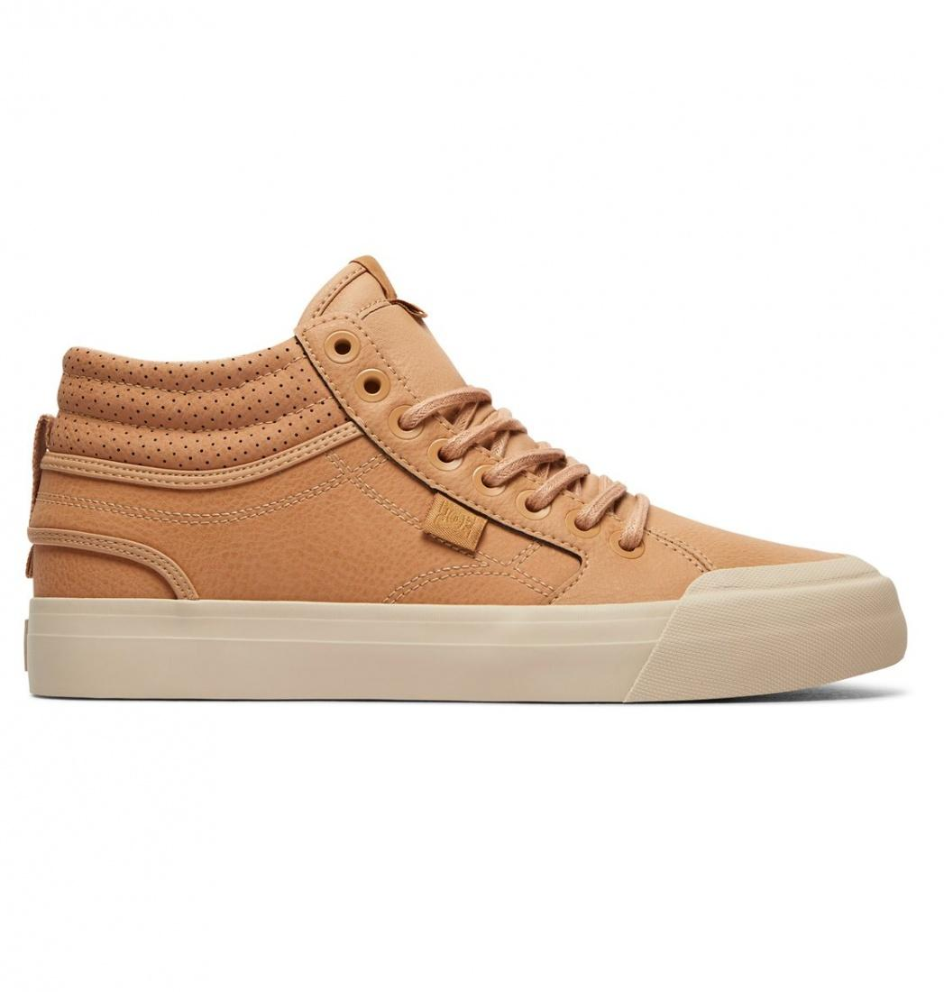 DC SHOES Кеды DC shoes Evan Hi SE BROWN/SAND US 8.5 кеды кроссовки высокие женские dc rebound hi chambray page 6