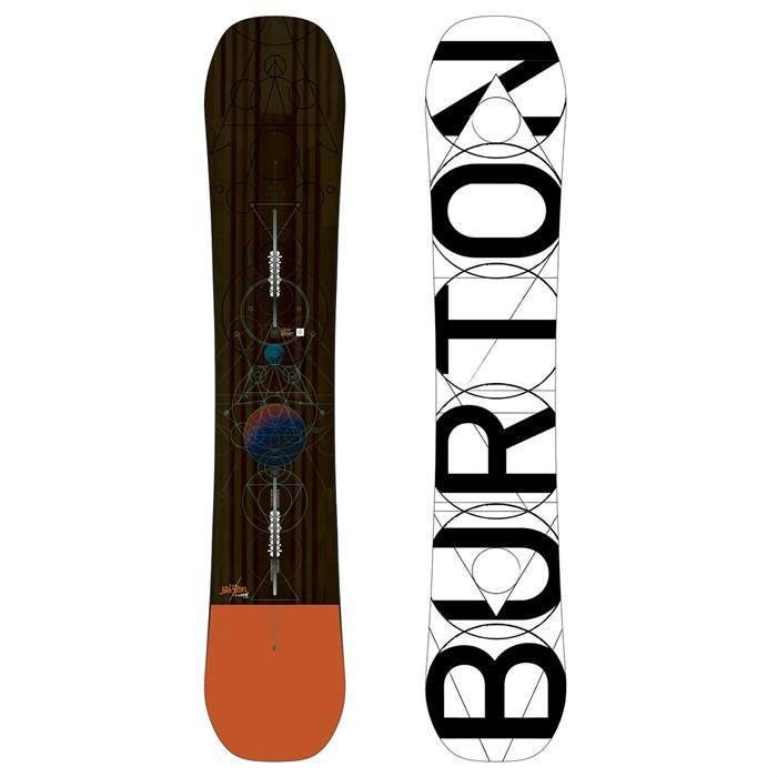 купить Burton Сноуборд Burton Custom Flying V  166W дешево