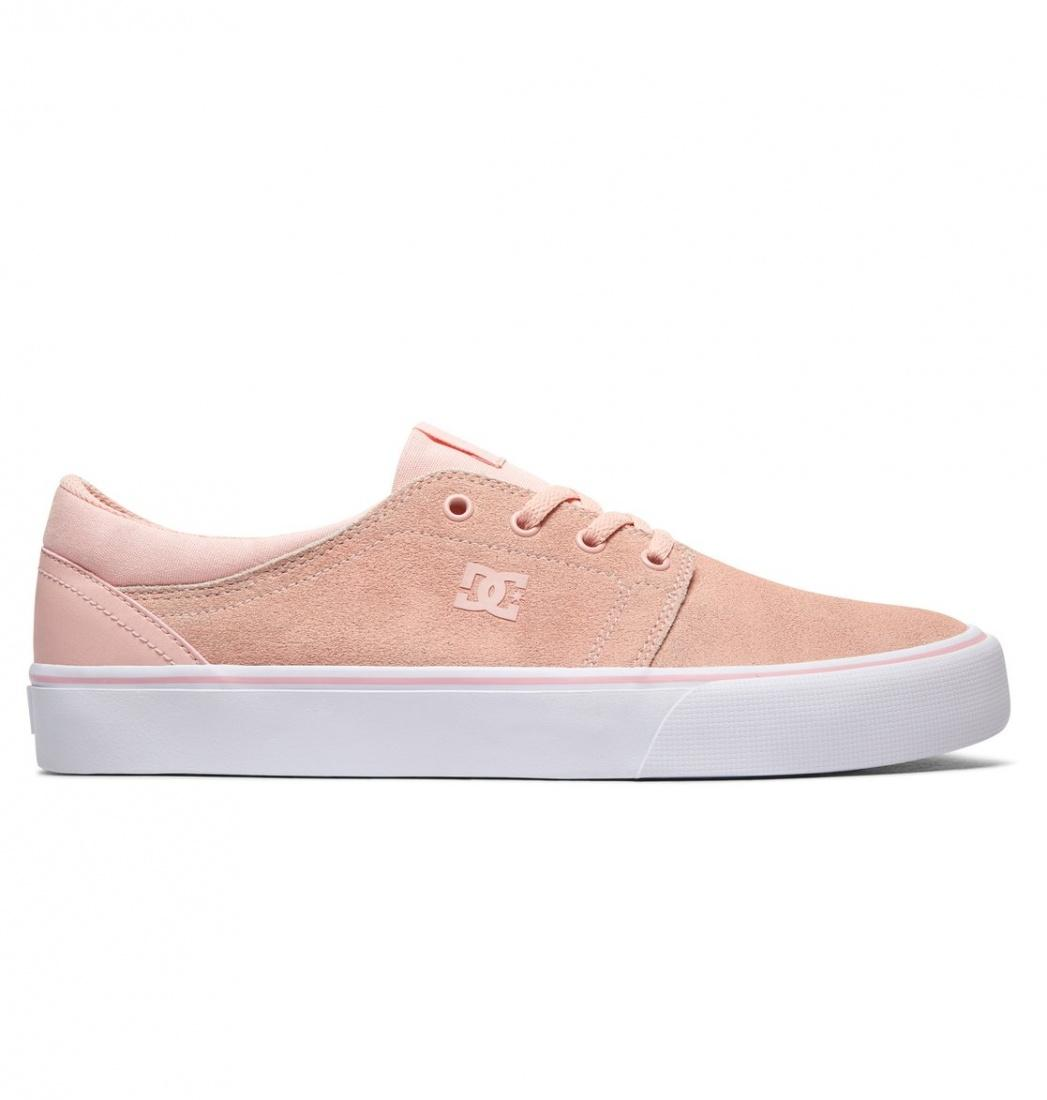 DC SHOES Кеды DC shoes Trase SD LIGHT PINK US 10.5 trase x at slip on shoes