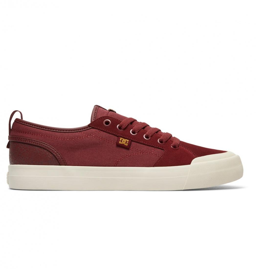 DC SHOES Кеды DC shoes Evan Smith BURGUNDY, , FW17 11 dc shoes кеды dc shoes evan smith hi navy gold 9