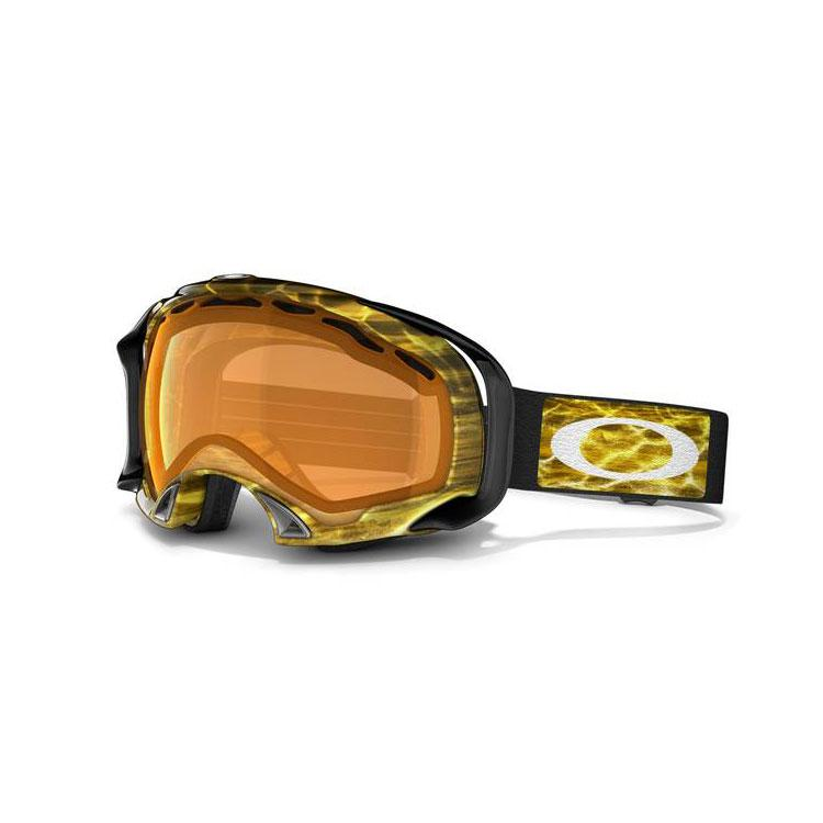 Маска для сноубордов Oakley Oakley Splice AMPED BRIGHT ORANGE w PERSIMMON от Boardshop-1