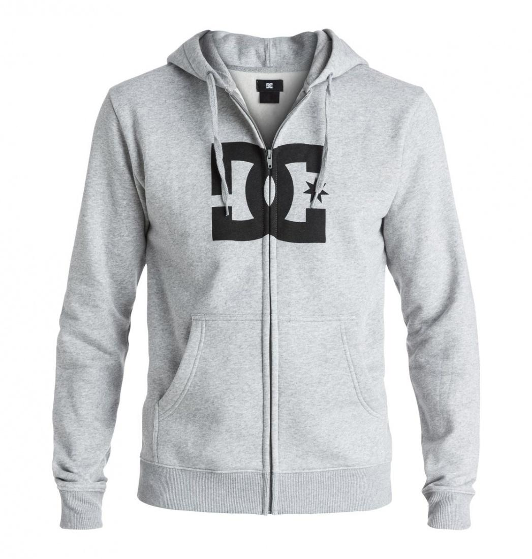 DC SHOES КУРТКА DC Star ZH M OTLR XSSK ИЗ ТРИК. ПОЛОТНА МУЖСКАЯ HEATHER GREY/BLACK S рубашка в клетку dc woodale deep dyed heather grey