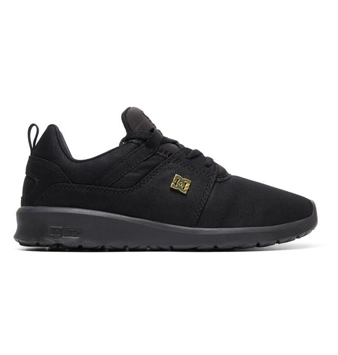 DC SHOES Кроссовки DC shoes Heathrow TX SE BLACK/BLACK US 7.5 кеды кроссовки зимние dc shoes spartan hi wnt black olive