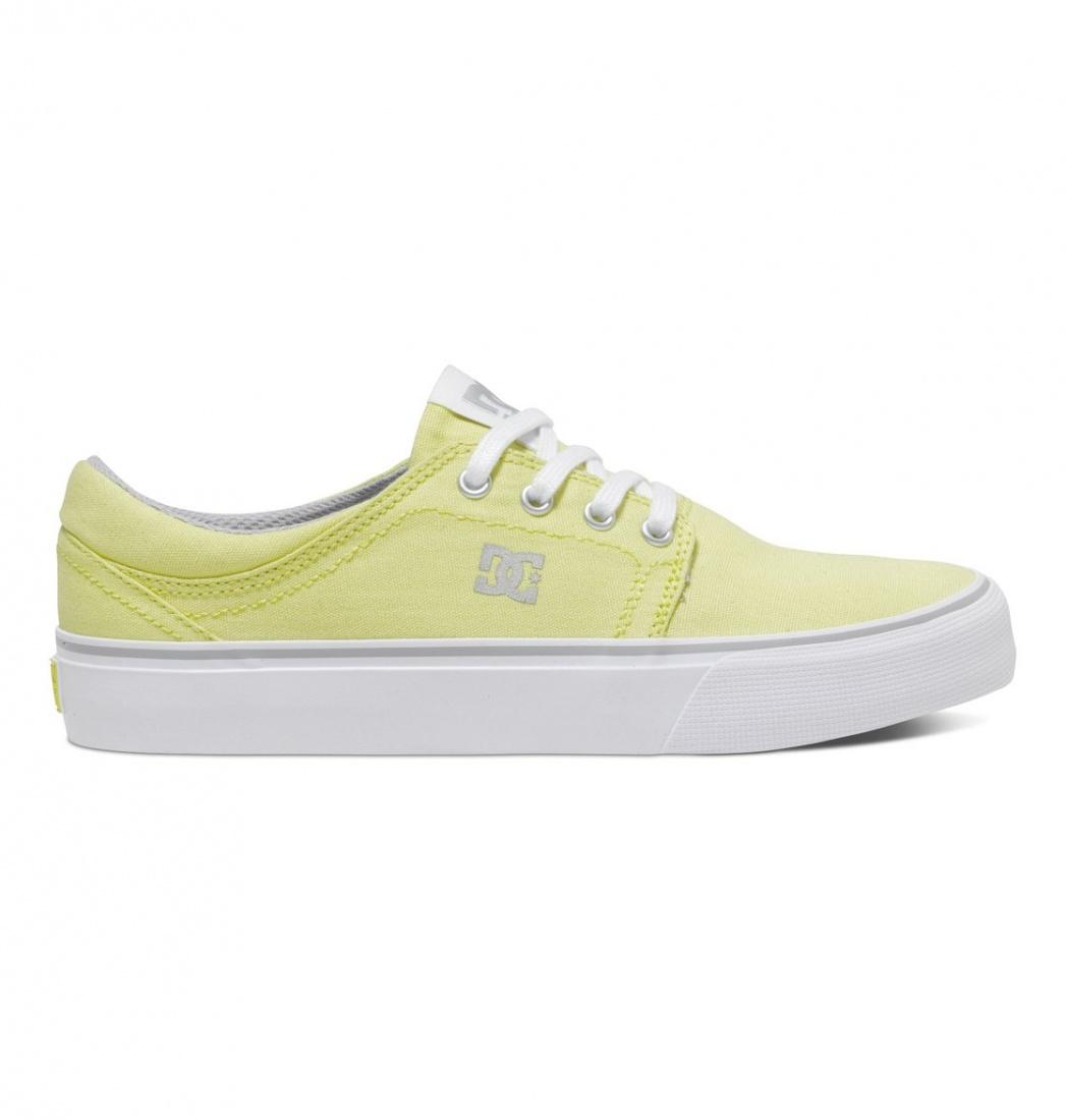 DC SHOES Кеды DC shoes Trase TX Yellow US 5