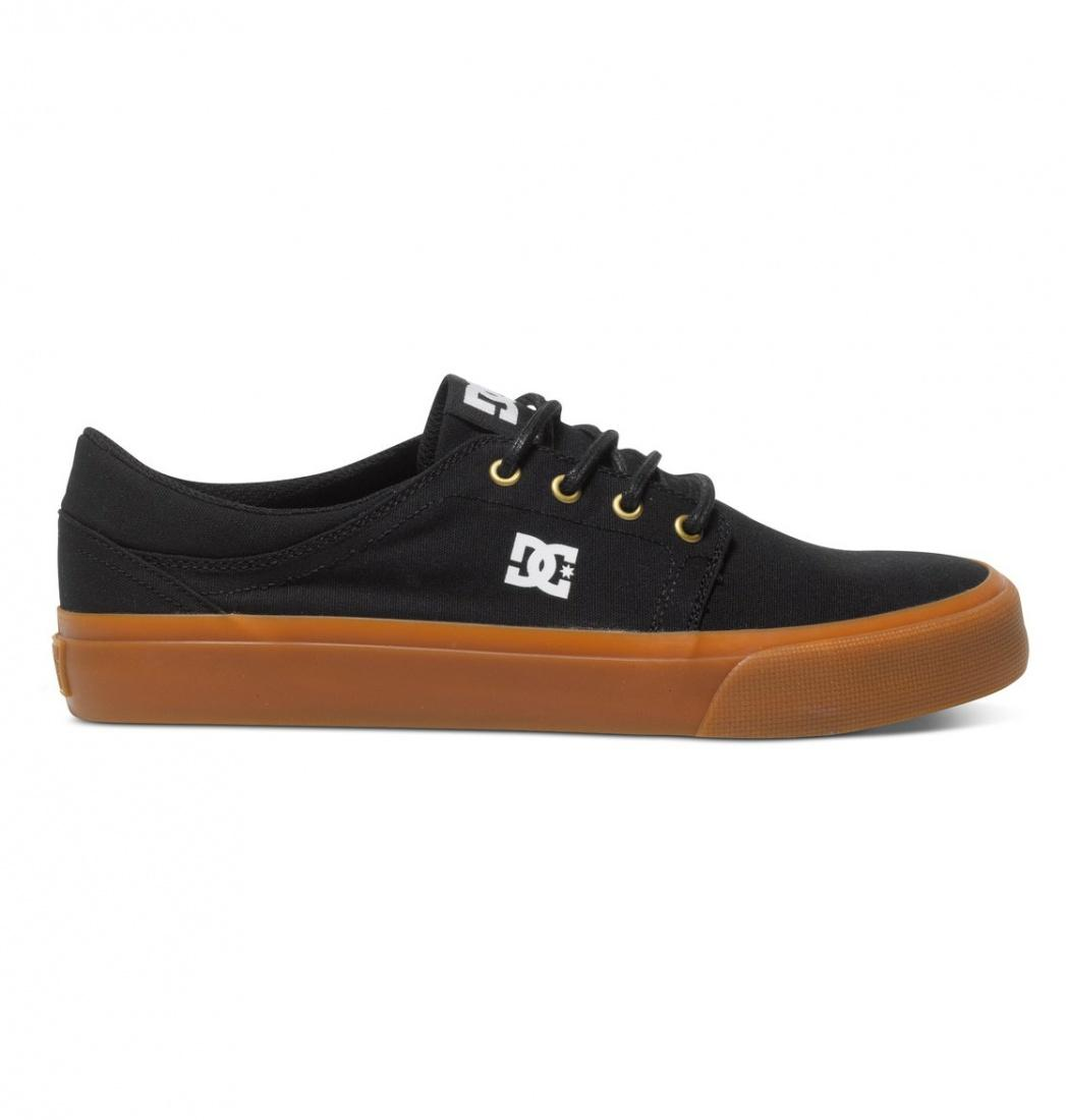 Кеды DC SHOES DC shoes Trase TX Black Gold 8.5 от Boardshop-1