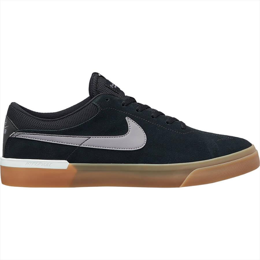 Nike SB Кеды Nike SB Koston Hypervulc Black Gunsmoke Vast Grey White US 10.5 кеды кроссовки высокие nike sb blazer zoom mid xt black white