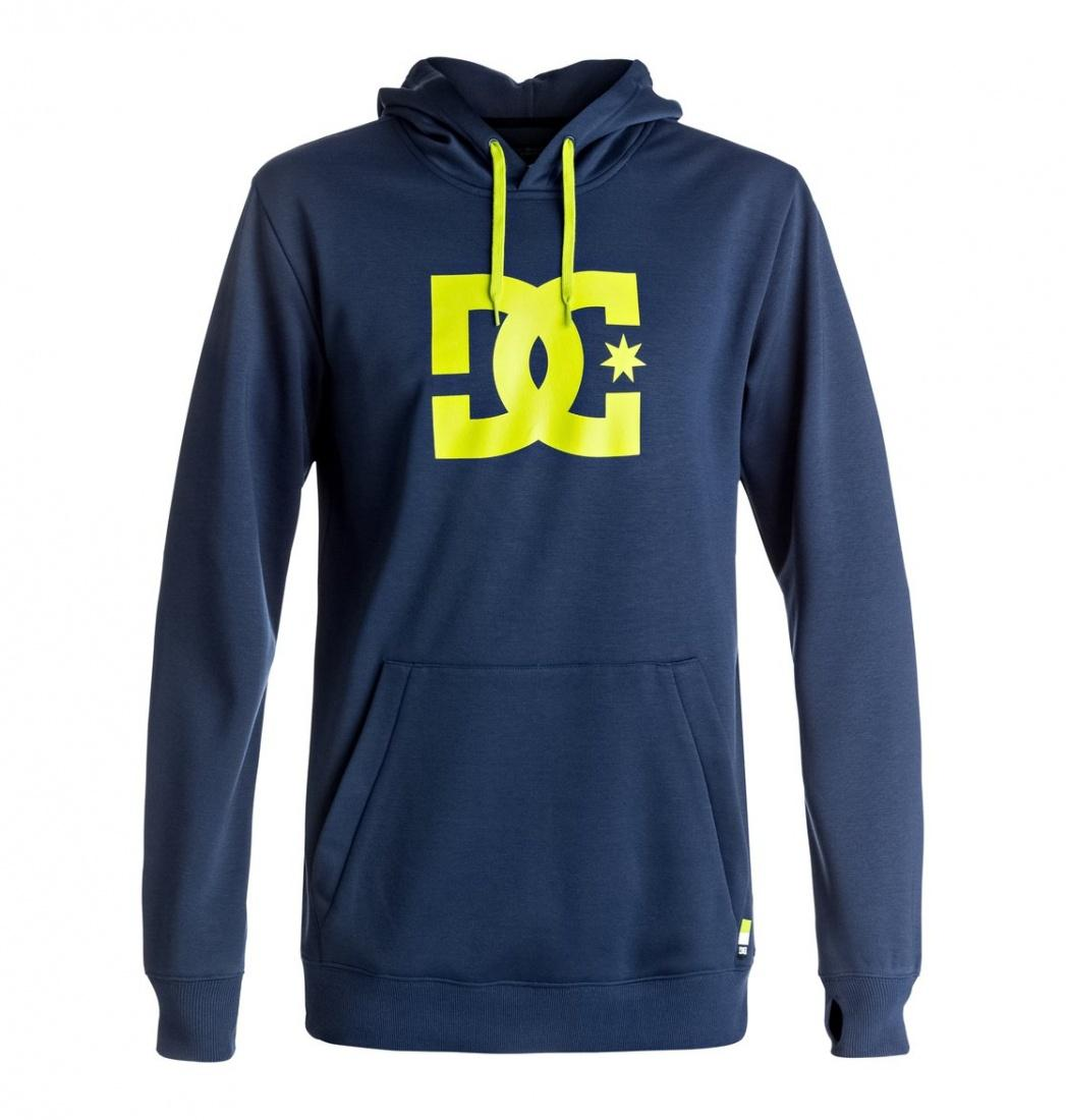 DC SHOES Толстовка DC shoes Snowstar PO INSIGNIA BLUE M odeon light потолочная люстра odeon light zafran 2837 6c