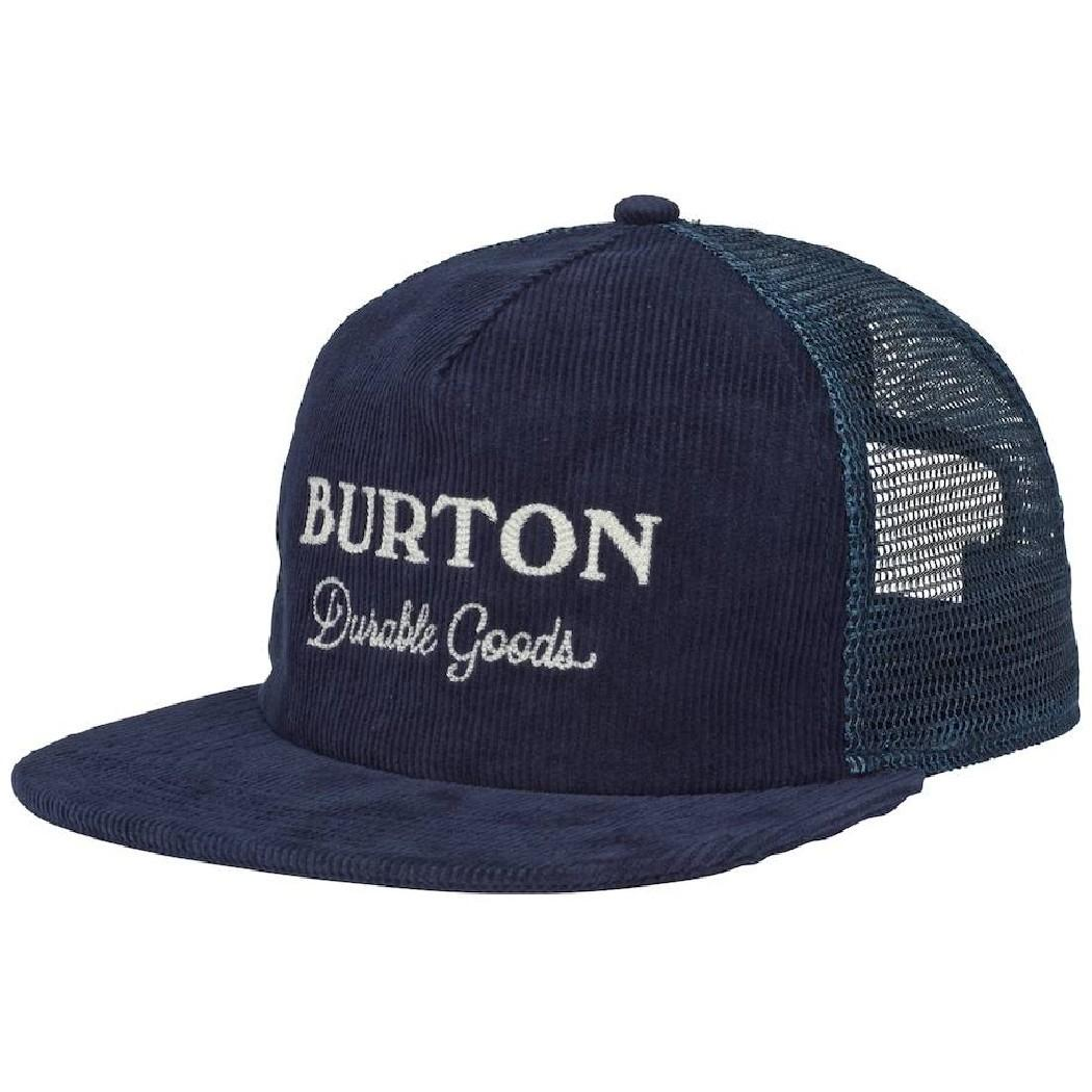 Burton Бейсболка Burton Durable Goods Indigo One size лонгслив спортивный burton burton bu007emzen42