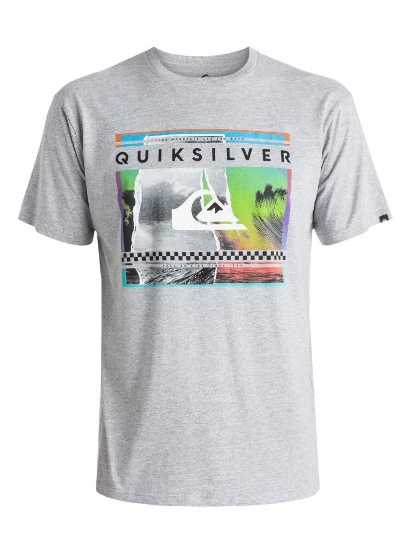 Quiksilver �������� Classic Sprayed Out