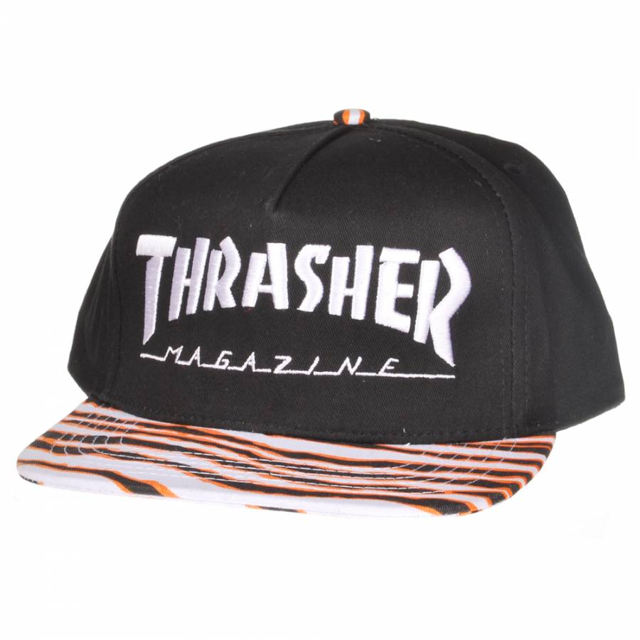Бейсболка THRASHER TIGER STRIPE от Board Shop №1