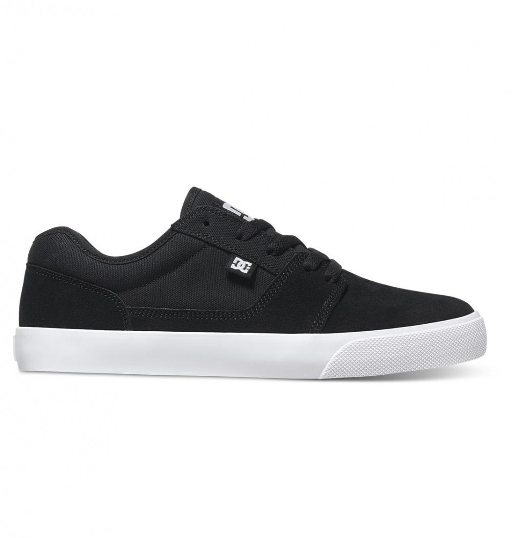 Кеды DC SHOES DC shoes Tonik BLACK WHITE BLACK 10.5 от Boardshop-1