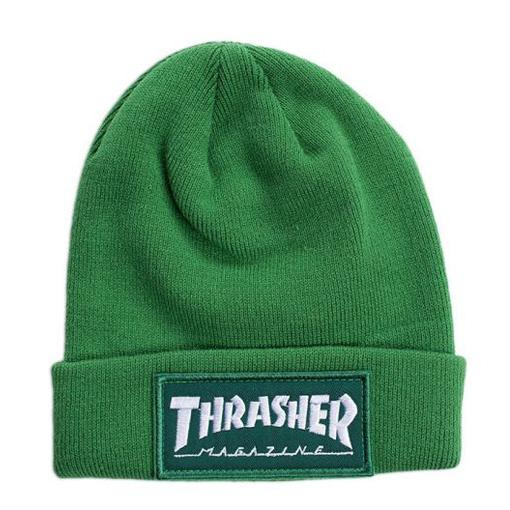 Шапка Thrasher PATCH BEANIE