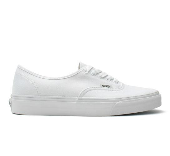 Кеды Vans Vans Authentic True white 8 от Boardshop-1