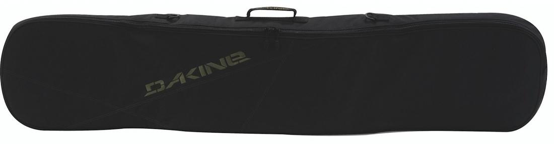 DAKINE Чехол для сноуборда Dakine Pipe Black 157 перчатки dakine rover glove true black