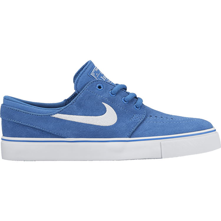Nike SB Детские кеды Nike SB Stefan Janoski GS Star Blue/White  6 джинсы мужские g star raw 604046 gs g star arc