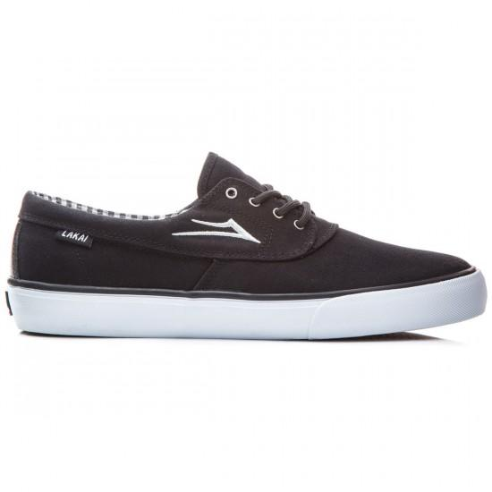 Кеды Lakai Lakai Camby Black White canvas 13 от Boardshop-1