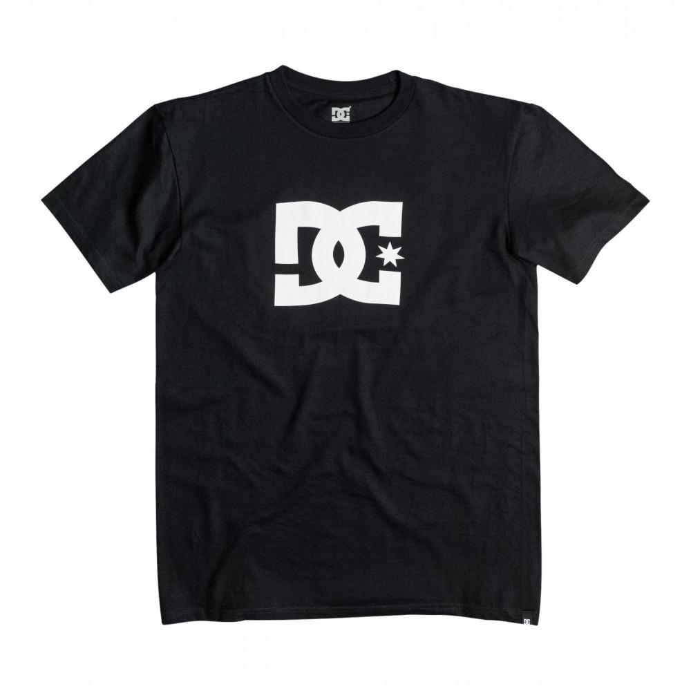 DC SHOES Футболка DC shoes Star BLACK, , FW17 XL