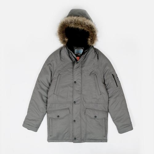 Anteater Куртка Anteater Alaska Light Grey M цены