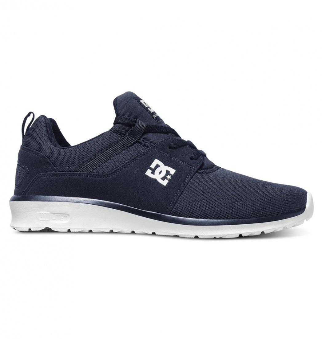 DC SHOES Кроссовки DC shoes Heathrow NAVY US 7.5 nike wmns studio wrap 3 prt 684864 601