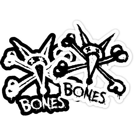 Bones Наклейка Bones VATO STACKED 3 city of bones