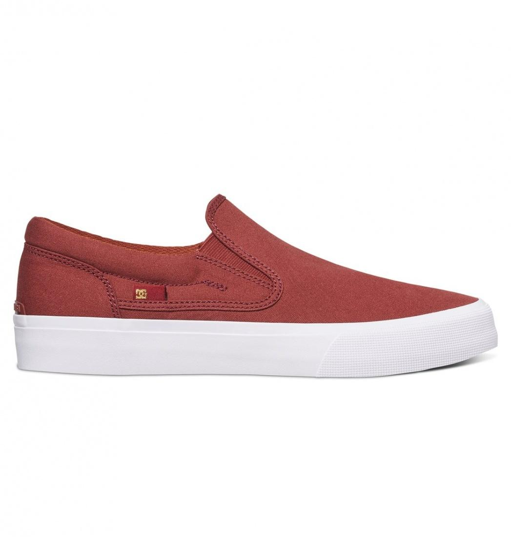 ПОЛУКЕДЫ DC TRASE SLIP-ON T M SHOE BHW МУЖСКИЕ