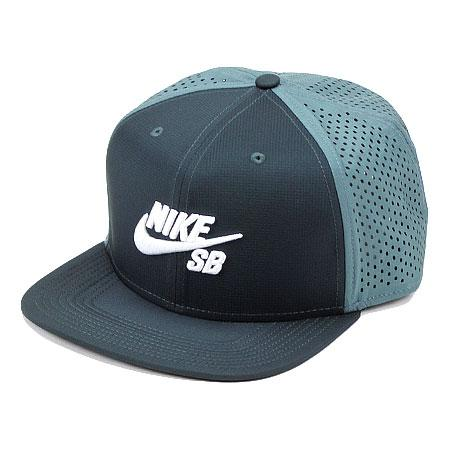 Nike SB Бейсболка   Aero Cap PRO Seaweed/ Hasta/ Black/ White One size