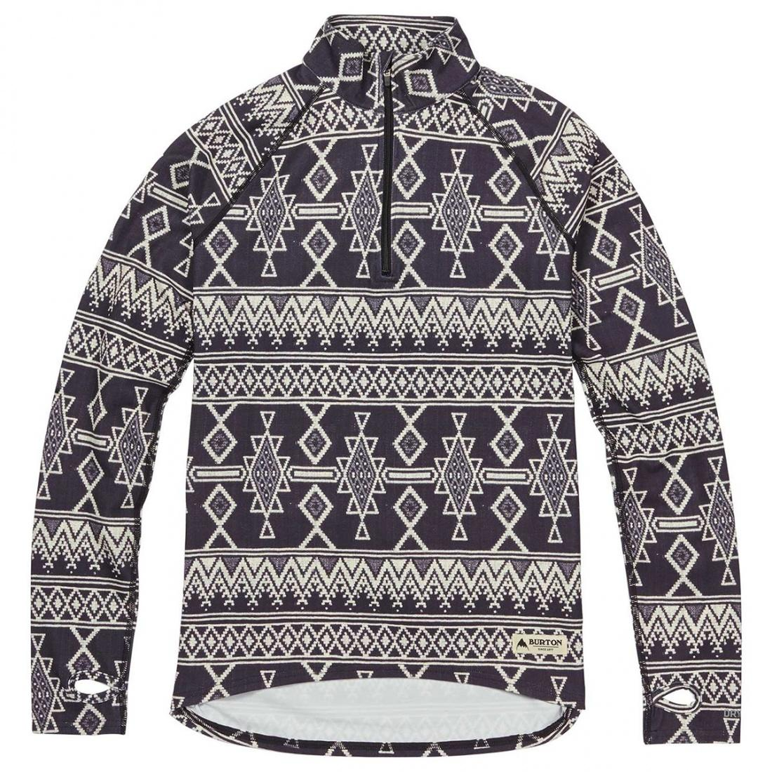 Термобелье Burton Expedition 1/4 Zip Base Layer