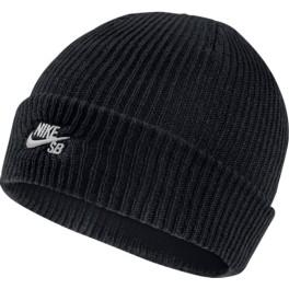 Nike SB Шапка   Fisherman Beanie Black