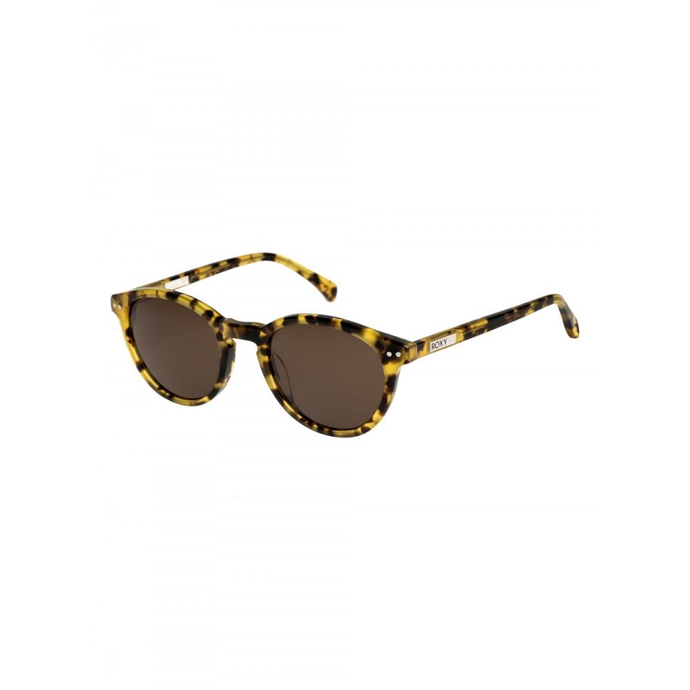 Roxy Очки Roxy Gwen SHINY TORTOISE/BROWN, , SS17 One size red fox футболка trail t ss женская 44 0504 розовый indian pink ss17
